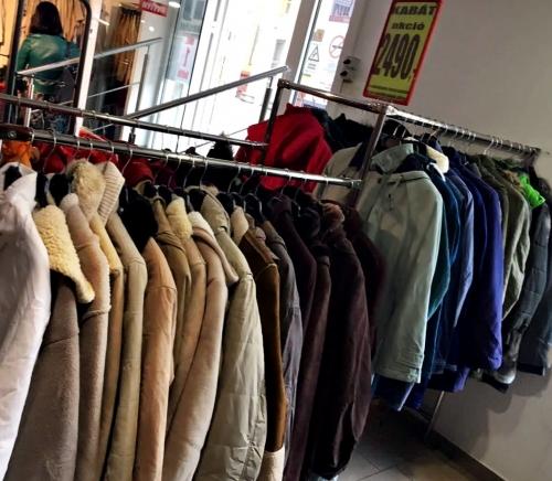 Téli kabát akció - Cream használtruha 5b25765656